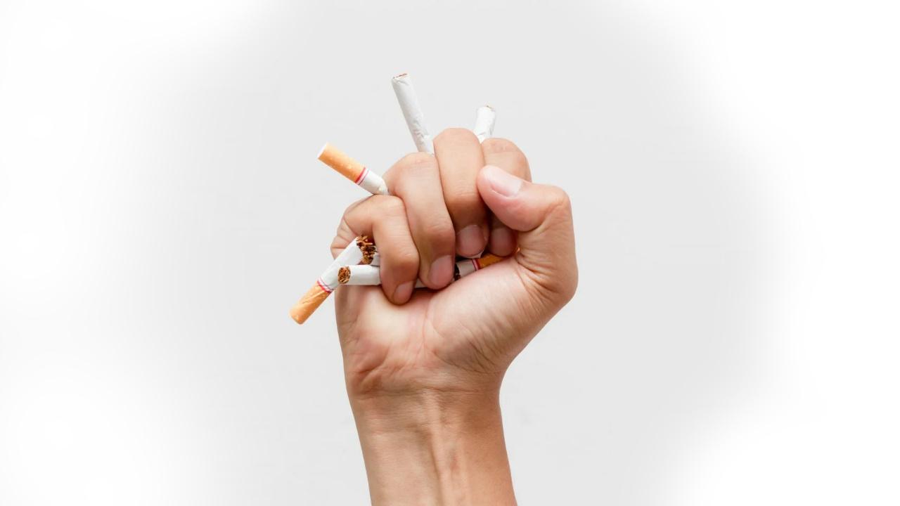 табачная зависимость